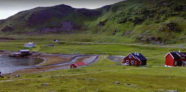 Fjord, Finnmark, Norway